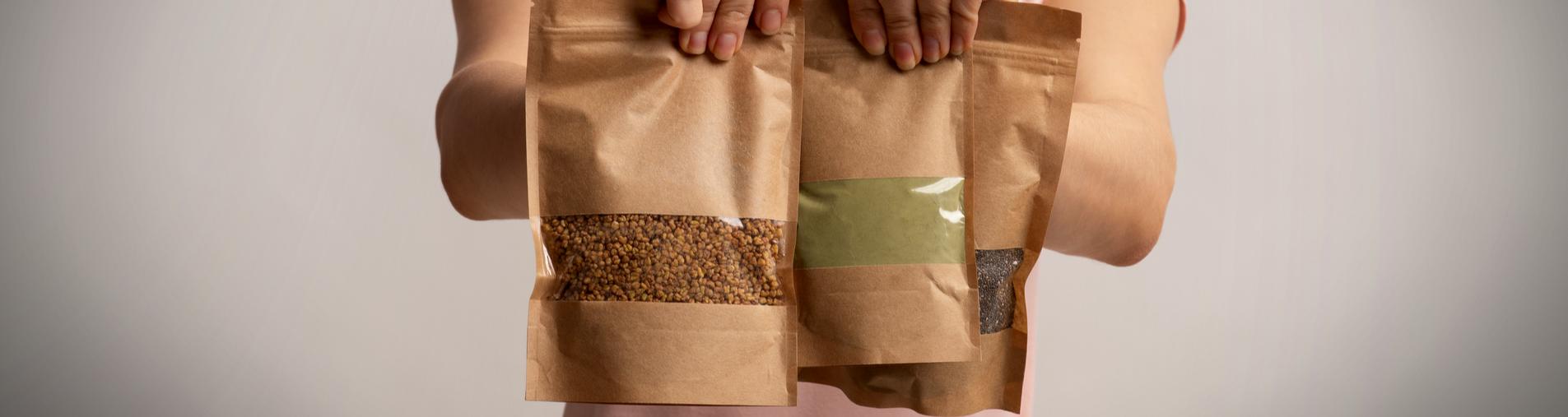le sachet Doypack® un packaging ingénieux et novateur pour tous vos produits avec Natural Origins