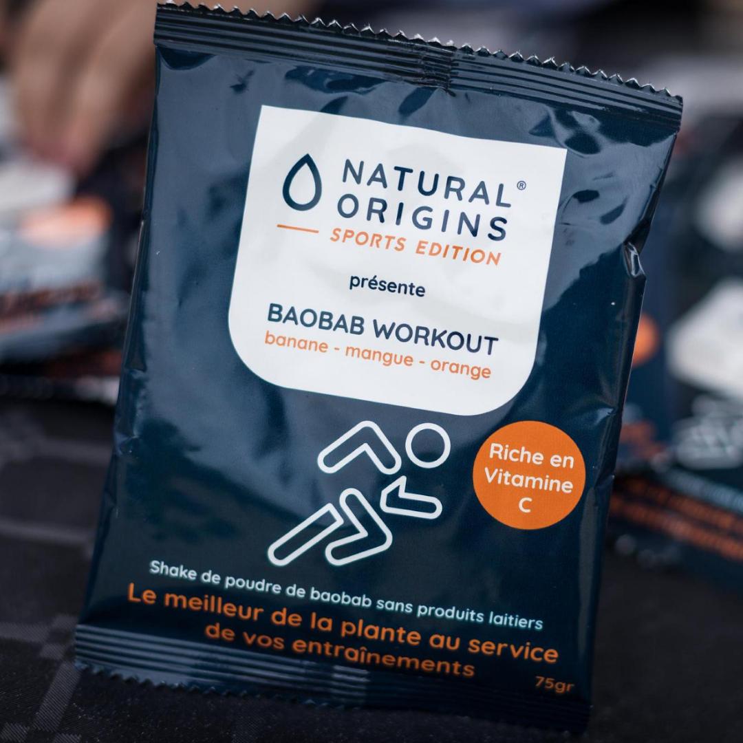 Baobab Workout Powder Sample Request